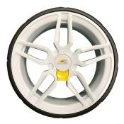 Powakaddy 2016-2019 FW3 / FW5 Rear Wheel (White)